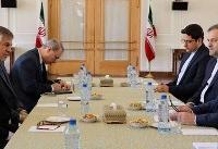 تشکر عراقچی از دولت بغداد برای حمایت از مواضع ایران