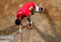 دومین شکست متوالی تنیس ایران در دیویس کاپ
