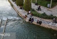 جریان آب در زاینده رود به صورت مشروط استمرار خواهد داشت
