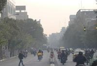 عوامل موثر بر افزایش ازن در هوای تهران از نظر رئیس سازمان محیط زیست