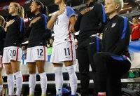 انتقاد ترامپ از کاپیتان تیم ملی فوتبال زنان آمریکا