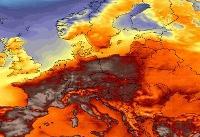 تکاپو برای مقابله با اثرات موج کم سابقه گرما در اروپا