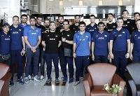 سفر ۱۲ ساعته تیم ملی والیبال برای هفته پنجم لیگ ملتها