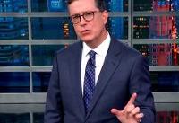 Stephen Colbert Goes Off on New York Post for Deleting E. Jean Carroll Trump Rape Story
