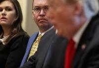 Trump is tiring of Mulvaney