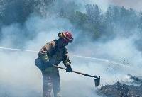 وقوع ۱۳۸۱ آتشسوزی جنگلی در اتحادیه اروپا