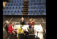 برپایی ورک شاپ کارگردان تئاتر فرانسه در تهران