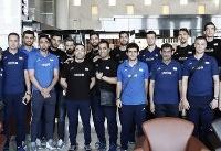 تیم ملی والیبال پس از نیم روز به بلغارستان رسید