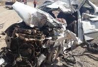 علیرضا حیدری از سانحه مرگبار رانندگی جان سالم به در برد + عکس