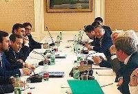 نشست مشترک ایران، روسیه و چین در وین