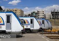 تبلیغ صرفهجویی در مصرف آب در ایستگاههای مترو و بر روی قطارها
