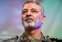 بازدید فرمانده کل ارتش از مرکز بهینه سازی، آمادگاه و بیمارستان منطقهای اصفهان