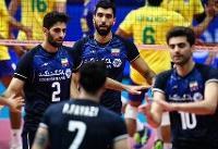 آشنایی با رقبای ایران در هفته پنجم لیگ ملتهای والیبال ۲۰۱۹