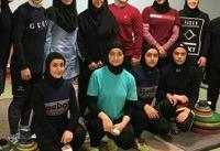 نام ۷ بانوی وزنهبردار ایران در لیست اولیه مسابقات جهانی