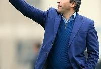 «علی لطیفی» اولین قربانی لیگ دسته اول فوتبال کشور نام گرفت