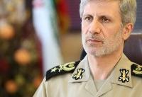 وزیر دفاع نقش ایران در حمله به تاسیسات آرامکو را رد کرد