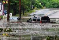Pregnant woman, 8-year-old son killed by floodwaters in Pennsylvania