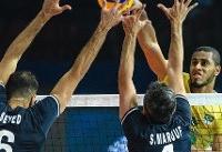 واکنش FIVB پس از باخت ایران؛ لوکارلی راه نیمهنهایی را به برزیل نشان داد