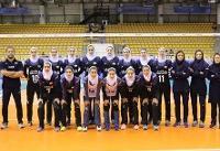 شکست تیم ملی والیبال بانوان در اولین دیدار از تورنمنت اسلوونی