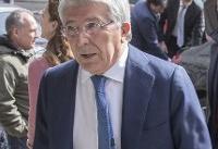 رییس باشگاه اتلتیکو مادرید: از رفتار گریزمان ناراحتم