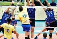 حذف تیم ملی والیبال مردان ایران از لیگ ملت ها