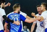 روسیه قهرمان لیگ ملتهای والیبال ۲۰۱۹ شد/ دفاع تزارها از عنوان قهرمانی