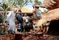 وقوع زلزله ۶.۱ ریشتری در اندونزی