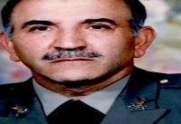 فرمانده کل ارتش درگذشت امیر «احمد ترکان» را تسلیت گفت