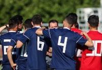 ترکیب تیم های فوتبال امید و بزرگسالان ایران مشخص شد