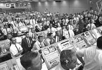 Apollo 11 moon landing had thousands working behind scenes