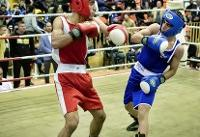 یازدهمین دوره مسابقات بوکس قهرمانی نوجوانان کشور آغاز شد