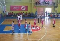 نوجوانان بسکتبال ایران با برد شروع کردند
