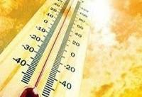 تداوم گرمای تابستانه تا پایان هفته/هوای تهران صاف تا قسمتی ابری در ارتفاعات