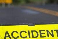 ۲۱ کشته و زخمی در تصادف جادهای هند