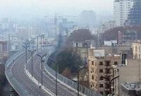 روزهای گرم تابستان مقصر آلودگی هوای پایتخت