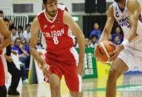نخستین پیروزی بسکتبالیستهای ایران در جام ویلیامجونز