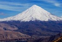 تهیه نقشههای آتشفشان دماوند از سوی سازمان زمینشناسی/اثرپذیری ۴ استان در صورت فوران