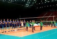 برنامه و ساعت بازیهای تیم والیبال جوانان ایران در قهرمانی جهان