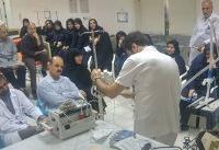 بازآموزی کادر پرستاری برای آشنایی با تجهیزات پزشکی در مکه