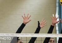 پیروزی زنان والیبالیست ایران در تورنمنت کرواسی