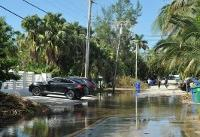 'Sunny-day flooding' is projected to put parts of the US underwater for at least 100 days per ...