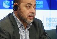 عضو حماس: روابطمان با ایران در بهترین حالت است