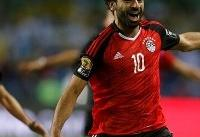 صلاح از تیم ملی مصر خداحافظی کرد؟