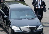 How Kim Jong Un Got Mercedes-Benz Pullman Limos Home to North Korea