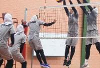 برنامه اردوی تیم ملی والیبال بانوان در کرواسی اعلام شد