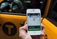 دستورالعمل تاکسی های اینترنتی به زودی نهایی می شود