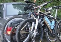 چگونه دوچرخه را با خودرو حمل کنیم که جریمه نشویم