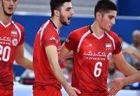 عطایی: بازیهای آسانی پیش روی جوانان والیبال ایران نیست