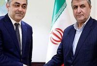 افزایش مناسبات اقتصادی ایران وآذربایجان/اجرای آزادراه مشترک