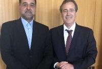 جزییات دیدار سفیر ایران در آلمان با رییس سازوکار اینستکس